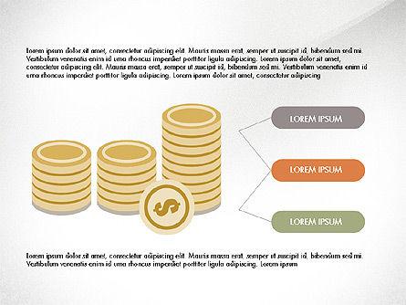 Fundraising Presentation Concept, Slide 2, 03957, Presentation Templates — PoweredTemplate.com