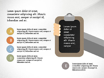Fundraising Presentation Concept, Slide 7, 03957, Presentation Templates — PoweredTemplate.com