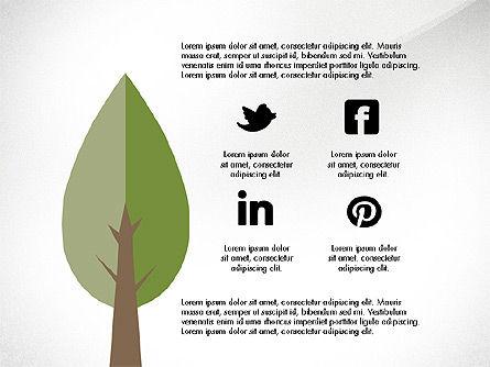 Fundraising Presentation Concept, Slide 8, 03957, Presentation Templates — PoweredTemplate.com