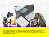 Presentation Templates: Content Management Presentation Concept #03958