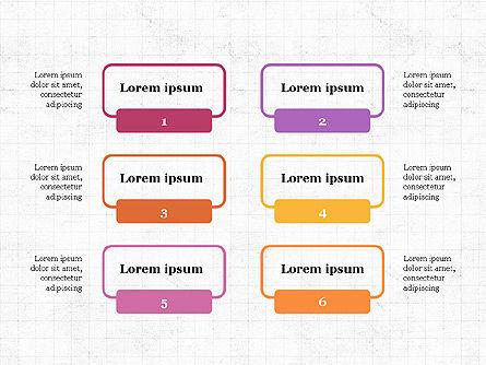 Company Organizational Chart, Slide 4, 03961, Organizational Charts — PoweredTemplate.com