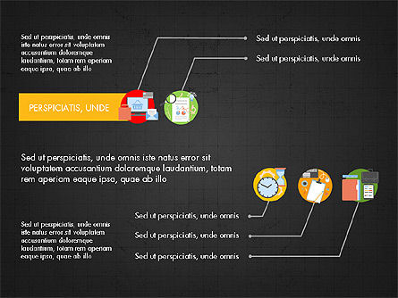 Data Analysis Presentation Deck, Slide 15, 03962, Presentation Templates — PoweredTemplate.com