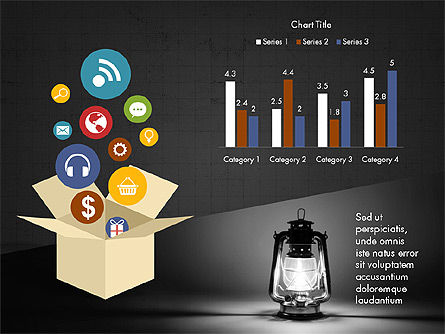 Financial Result Presentation Concept, Slide 11, 03964, Presentation Templates — PoweredTemplate.com