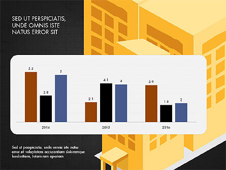 Financial Result Presentation Concept, Slide 13, 03964, Presentation Templates — PoweredTemplate.com