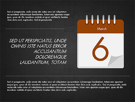 Financial Result Presentation Concept, Slide 14, 03964, Presentation Templates — PoweredTemplate.com