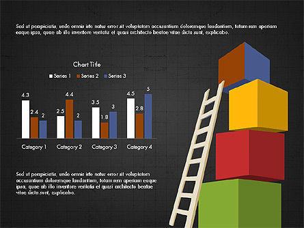 Financial Result Presentation Concept, Slide 15, 03964, Presentation Templates — PoweredTemplate.com