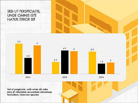 Financial Result Presentation Concept, Slide 5, 03964, Presentation Templates — PoweredTemplate.com