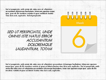 Financial Result Presentation Concept, Slide 6, 03964, Presentation Templates — PoweredTemplate.com