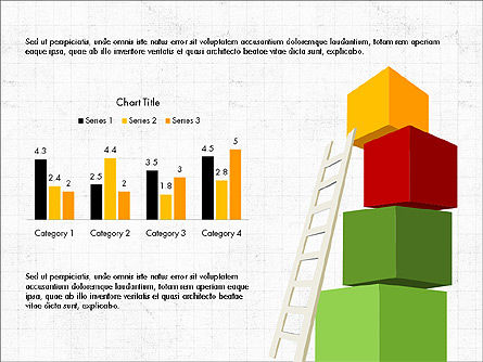 Financial Result Presentation Concept, Slide 7, 03964, Presentation Templates — PoweredTemplate.com