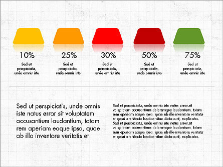 Financial Result Presentation Concept, Slide 8, 03964, Presentation Templates — PoweredTemplate.com