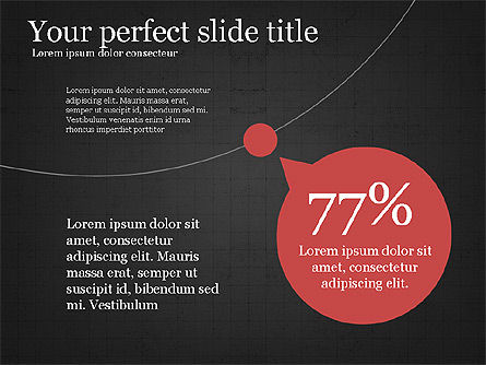 Bubble Timeline Slide Deck, Slide 9, 03969, Timelines & Calendars — PoweredTemplate.com