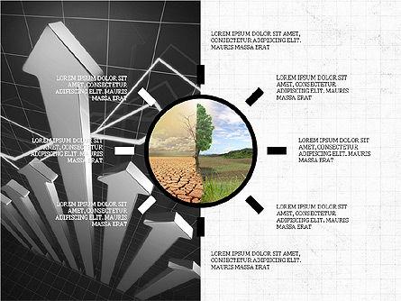 Shapes and Photos Presentation Deck, Slide 7, 03973, Shapes — PoweredTemplate.com