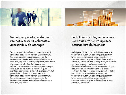 Business Presentation Slide Deck For Powerpoint Presentations
