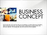 Presentation Templates: Zakelijke presentatie slide deck #03974