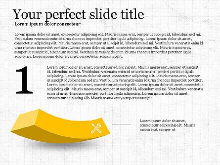 Five Steps Pyramid Slide Deck Slide 2