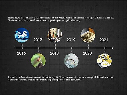Minimalistic Project Presentation Concept, Slide 16, 03978, Presentation Templates — PoweredTemplate.com