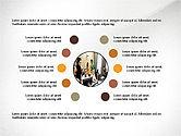 Presentation Templates: Minimalistische project presentatie concept #03978