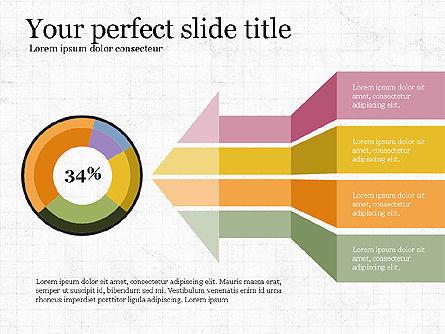 Donut Infographics Concept, Slide 7, 03979, Infographics — PoweredTemplate.com