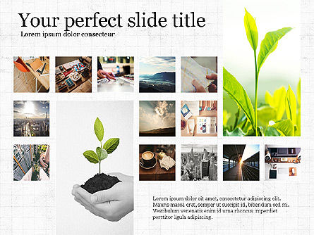 Presentation Templates: Project Summary Presentation Template #03982