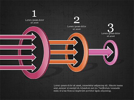 Funnel Presentation Concept, Slide 11, 03986, Business Models — PoweredTemplate.com