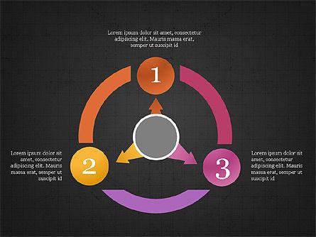 Funnel Presentation Concept, Slide 12, 03986, Business Models — PoweredTemplate.com