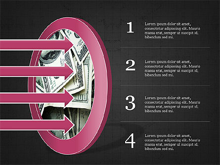 Funnel Presentation Concept, Slide 13, 03986, Business Models — PoweredTemplate.com