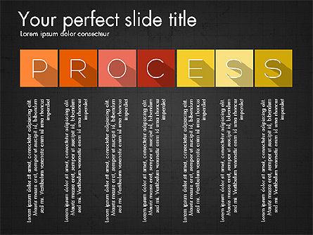 Creative Titles Presentation Concept, Slide 11, 03988, Presentation Templates — PoweredTemplate.com