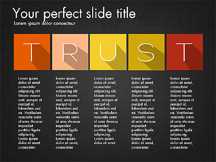 Creative Titles Presentation Concept, Slide 13, 03988, Presentation Templates — PoweredTemplate.com