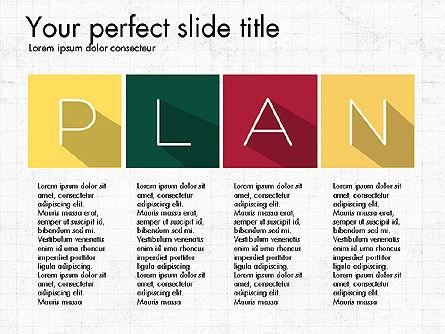 Creative Titles Presentation Concept, Slide 7, 03988, Presentation Templates — PoweredTemplate.com