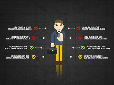 Financial Analysis Presentation Template, Slide 10, 03989, Presentation Templates — PoweredTemplate.com