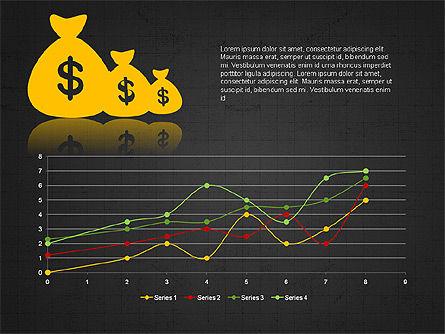 Financial Analysis Presentation Template, Slide 11, 03989, Presentation Templates — PoweredTemplate.com