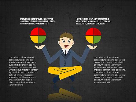 Financial Analysis Presentation Template, Slide 12, 03989, Presentation Templates — PoweredTemplate.com