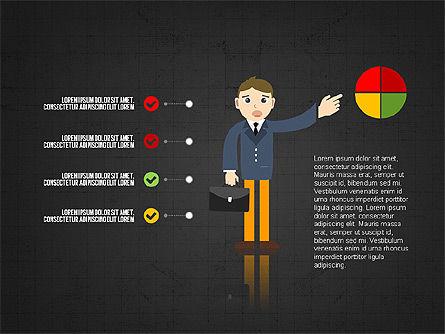 Financial Analysis Presentation Template, Slide 13, 03989, Presentation Templates — PoweredTemplate.com