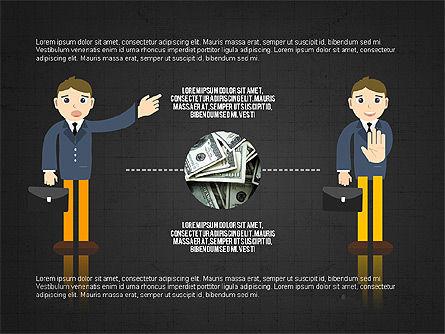 Financial Analysis Presentation Template, Slide 15, 03989, Presentation Templates — PoweredTemplate.com