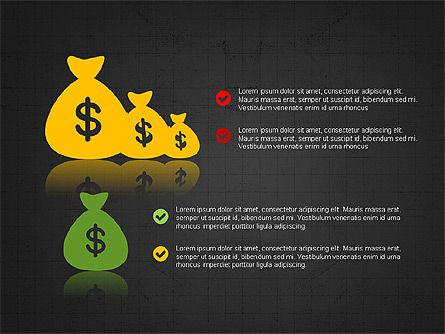 Financial Analysis Presentation Template, Slide 16, 03989, Presentation Templates — PoweredTemplate.com