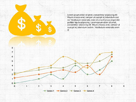 Financial Analysis Presentation Template, Slide 3, 03989, Presentation Templates — PoweredTemplate.com
