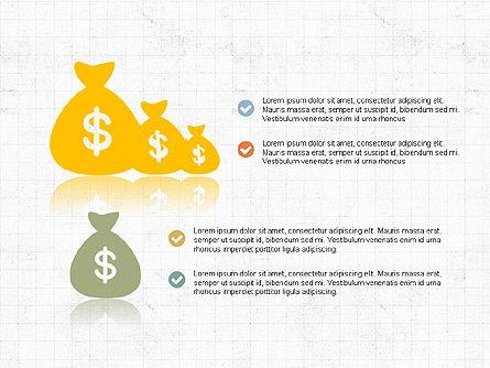 Financial Analysis Presentation Template, Slide 8, 03989, Presentation Templates — PoweredTemplate.com