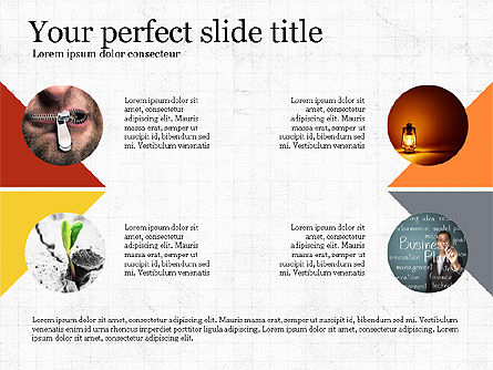 Presentation Templates: Startup Process Presentation Concept #03991