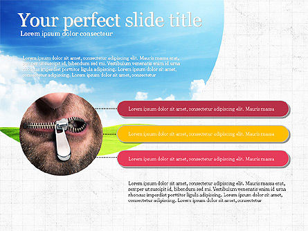 Startup Process Presentation Concept, Slide 5, 03991, Presentation Templates — PoweredTemplate.com