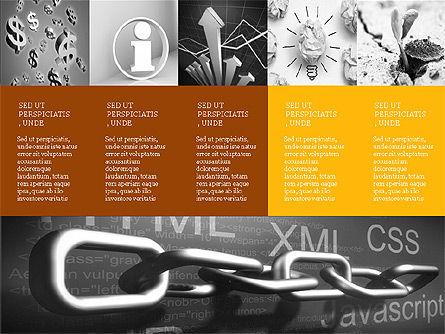 Branding Presentation Concept, Slide 10, 03993, Presentation Templates — PoweredTemplate.com