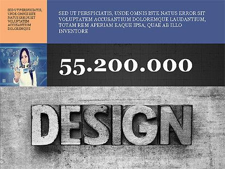 Branding Presentation Concept, Slide 12, 03993, Presentation Templates — PoweredTemplate.com