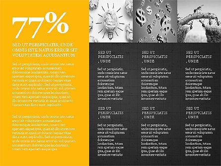 Branding Presentation Concept, Slide 14, 03993, Presentation Templates — PoweredTemplate.com