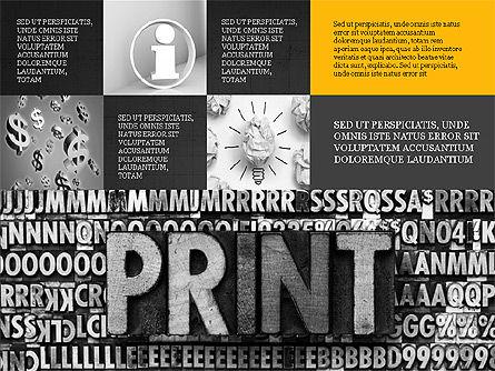 Branding Presentation Concept, Slide 16, 03993, Presentation Templates — PoweredTemplate.com