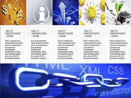 Branding Presentation Concept, Slide 2, 03993, Presentation Templates — PoweredTemplate.com