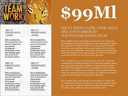 Branding Presentation Concept, Slide 3, 03993, Presentation Templates — PoweredTemplate.com