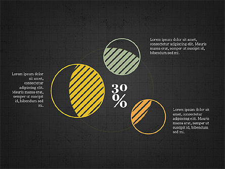 Circular Infographics, Slide 13, 03995, Process Diagrams — PoweredTemplate.com