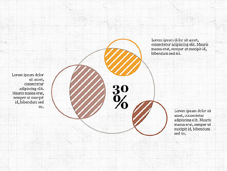 Circular Infographics, Slide 5, 03995, Process Diagrams — PoweredTemplate.com