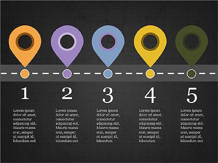 Roadmap Concept Presentation Template, Slide 16, 03996, Business Models — PoweredTemplate.com