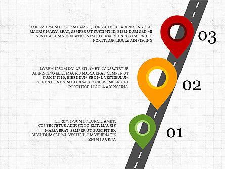 Roadmap Concept Presentation Template, Slide 4, 03996, Business Models — PoweredTemplate.com