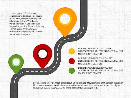 Roadmap Concept Presentation Template, Slide 6, 03996, Business Models — PoweredTemplate.com